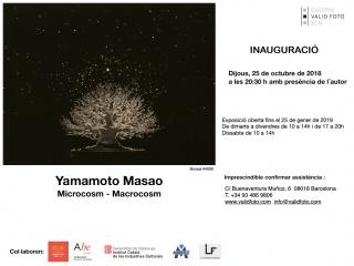 Yamamoto Masao. Microcosm-Macrocosm