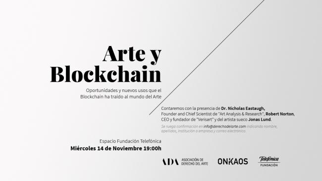 Arte y Blockchain