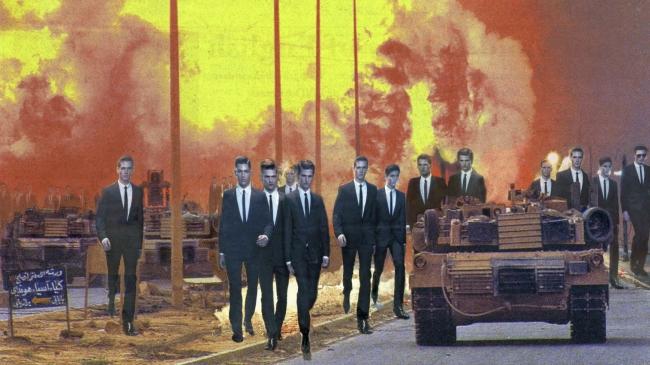 Martha Rosler / Invasión, 2008 Colección del IVAM — Cortesía del IVAM