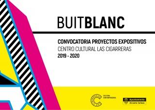 Buitblanc. Convocatoria de proyectos expositivos Centro Cultural Las Cigarreras 2019-2020