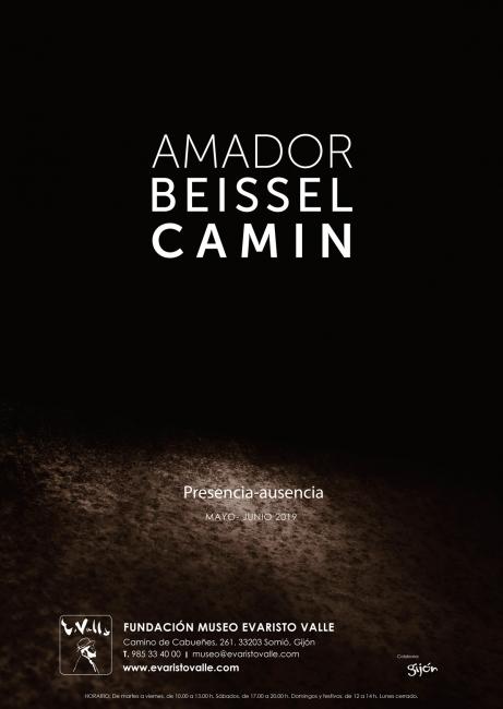 Amador, Beissel, Camín. Presencia-ausencia