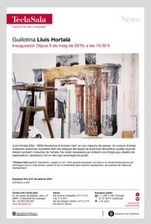 Lluís Hortalà. Guillotina