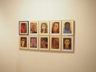 Imagen de la nueva muestra de Maria Vich en el Centre d'Art i Cultura  de Felanitx de la Fundación Barceló — Cortesía de la Fundación Barceló