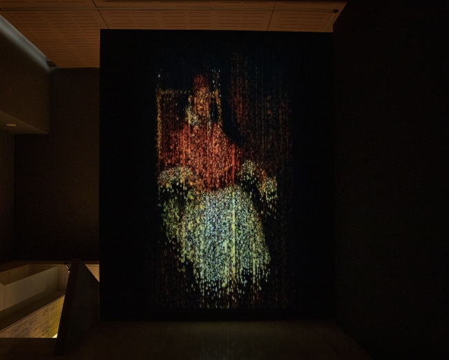 Mat Collishaw, The End of Innocence — Cortesía de la Fundació Sorigué