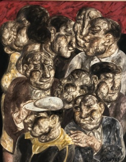 De Laxeiro a Sucasas — Cortesía de la Galería José Lorenzo