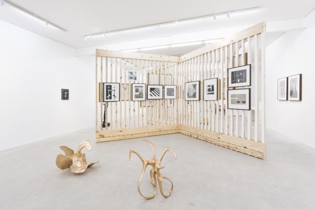 Vista de la exposición «Eixo-Êxtase   A Fotografia no Ambiente Modernista» — Cortesía de Simões de Assis
