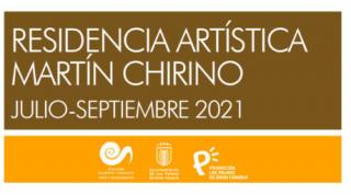 Residencia Artística Martín Chirino: Creadores 2021