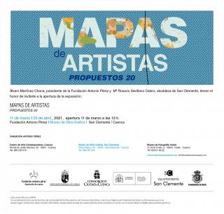 Mapas de artistas