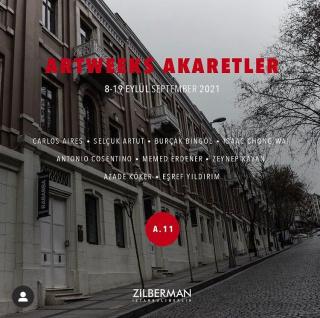 ArtWeeks Akaretler-Zilberman Gallery