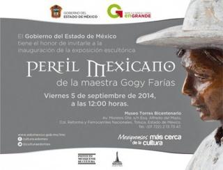 Gogy Farías, Perfil Mexicano