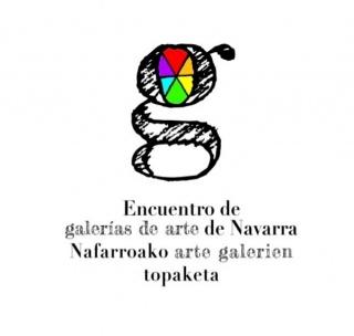 Encuentro de galerias de arte de Navarra