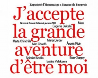 J´accepte la grande aventure d´être moi