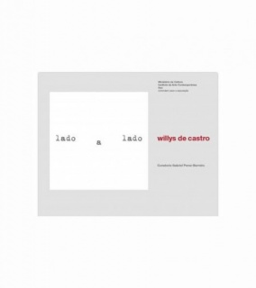 Lado a lado - Willys de Castro (IAC - Instituto de Arte Contemporânea)