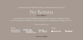 No Return. Xisco Mensua