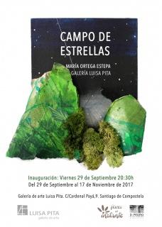 Maria Ortega Estepa. Campo de estrellas