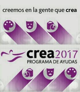 CREA 2017: Ayudas a Artistas Plásticos y Colectivos Artísticos 2017