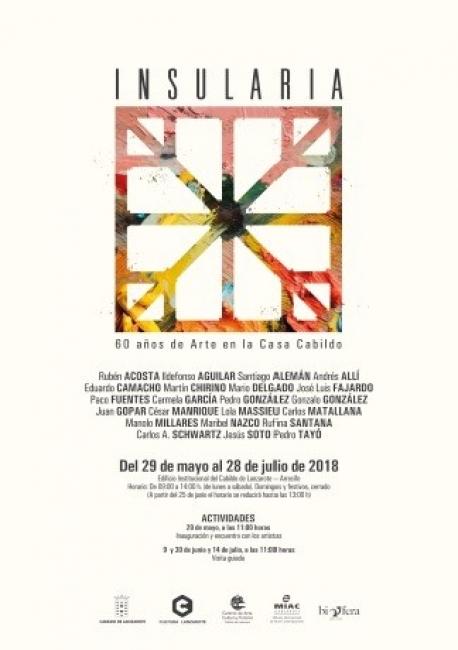 Insularia. 60 años de arte en la casa Cabildo