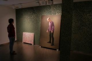 Vista de la exposición — Cortesía de la Fundación Unicaja
