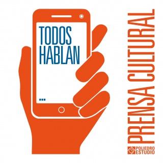 Todos Hablan: Prensa Cultural Agentes y Medios. Imagen cortesía Puse Prensa