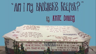 Kate Daudy, Am I My Brother's Keeper? — Cortesía de Hay Festival