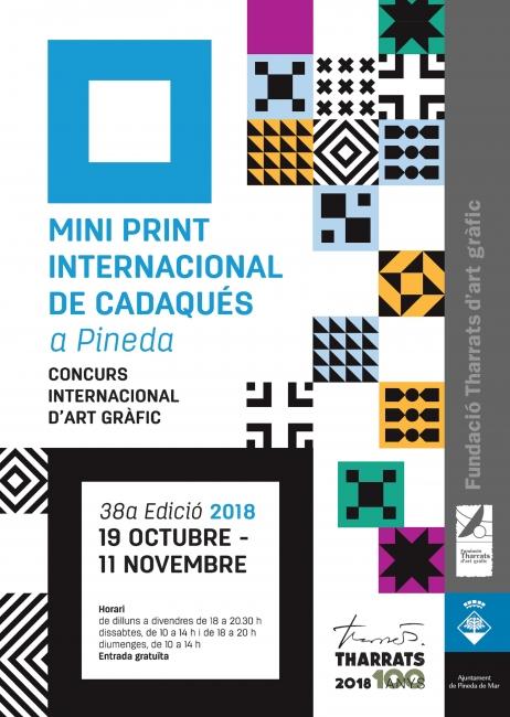 MIni Print Internacional de Cadaqués a Pineda