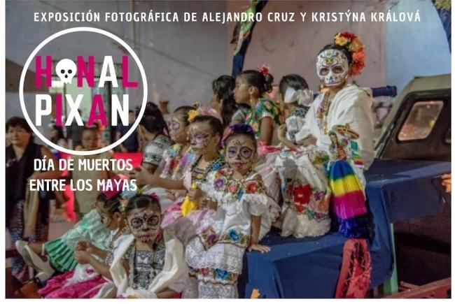Alejandro Cruz y Kristýna Králová. Hanal Pixan. Día de muertos entre los mayas