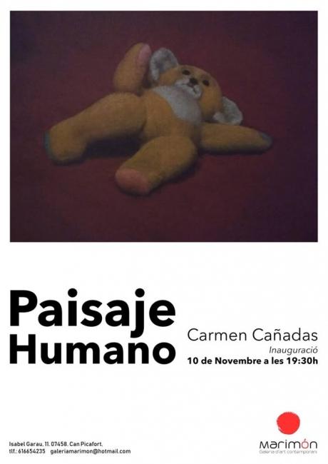 Carmen Cañadas. Paisaje Humano