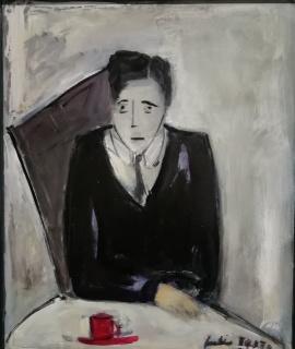 Julio Gesto — Cortesía de la Galería About Art