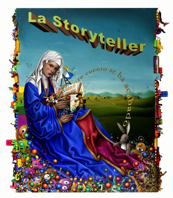 La storyteller