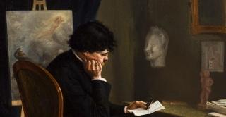 Trabajo de artista: imagen y autoimagen (1826-1929)