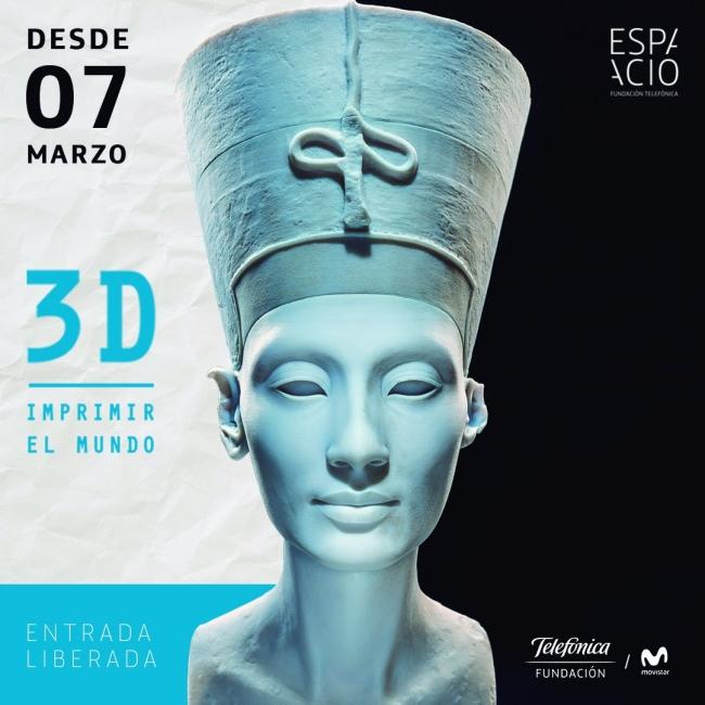3D Imprimir el mundo