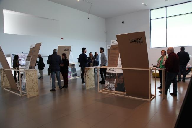 LABoral Impulsa — Cortesía de LABoral Centro de Arte y Creación Industrial