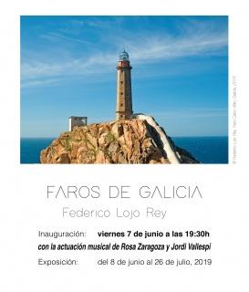 Faros de Galicia de Federico Lojo Rey