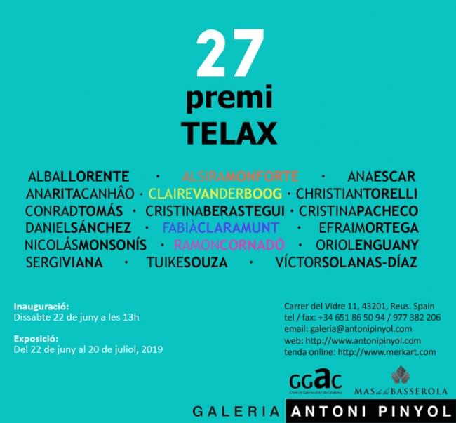27 Premi Telax