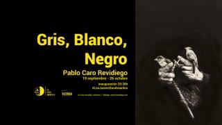 Pablo Caro Revidiego. Gris, Blanco, Negro