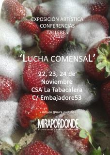 Exposición Artística LUCHA COMENSAL