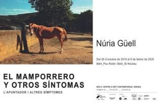 Núria Güell. El mamporrero y otros síntomas