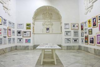 Guerrilla Girls. Portfolio Compleat Upgrade 2012-2016. Colección del Centro Andaluz de Arte Contemporáneo, Junta de Andalucía — Cortesía del Centro de Creación Contemporánea de Andalucía (C3A)