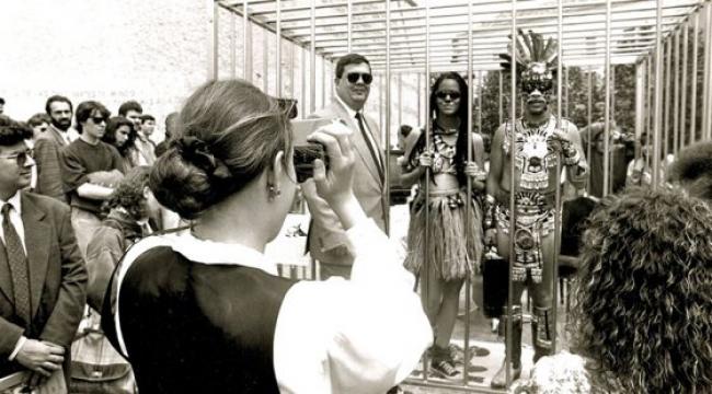 Dos amerindios no descubiertos en Buenos Aires — Cortesía del MALBA