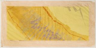 7103 (1971), xilogravura, 32 x 72 cm / 40,5 x 80 cm, Coleção Gilberto Chateaubriand MAM Rio. Foto Vicente de Mello — Cortesía del Museu de Arte Moderna (MAM) do Rio de Janeiro