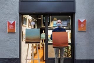 Exposición individual del artista Dresu en Inéditad Art Corner