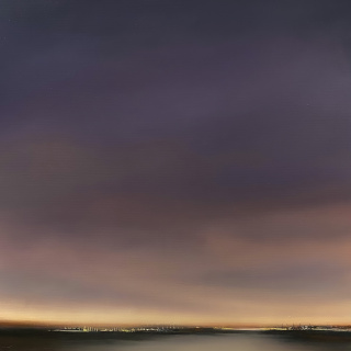Ineditad Galería-Dresu-Primera Cita-Óleo sobre lienzo-50 x 50 cm-2021