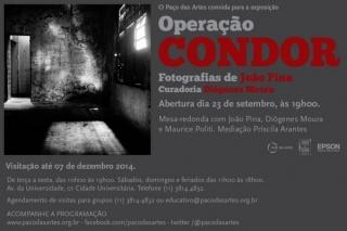 João Pina, Operação Condor