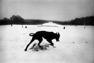 Francia,1987  Gelatina de plata, copia de época. Cortesía Josef Koudelka / Magnum Photos y Fundación Mapfre