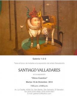 Santiago Valladares, Otros cuentos