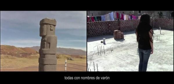 Símbolos patrios y conservadurismo político en el video arte boliviano actual