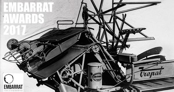 Convocatoria Artística para la exposición colectiva La Gran Máquina IV y los Premios Embarrat 2017