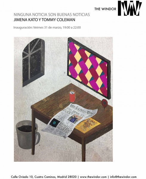 No news is good news: Tommy Coleman y Jimena Kato