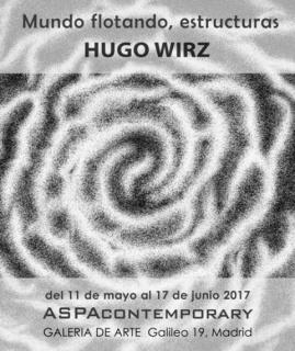 Hugo Wirz - Mundo Flotando - Aspa Contemporary
