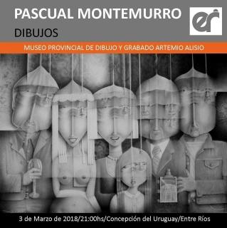 PASCUAL MONTEMURRO. Imagen cortesía Museo Artemio Alisio